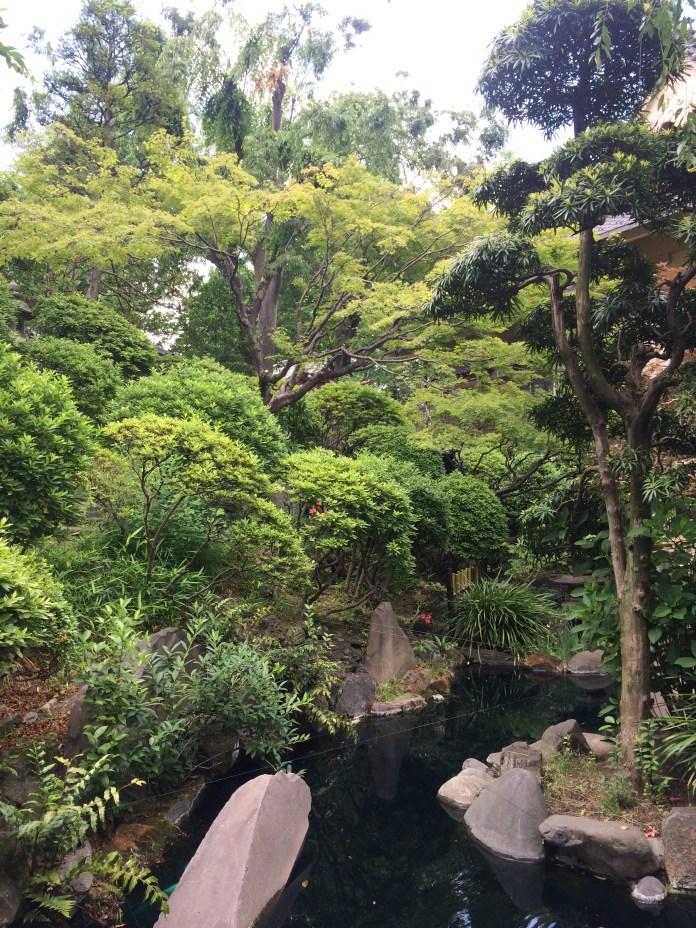 Matsuchi-yama Shoten Shrine near Asakusa