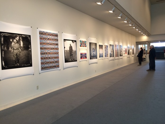 Exhibition space of Aoyama Spiral Hall