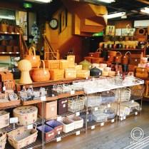 Mizuki-ya Baba Store, the Baskets Shop