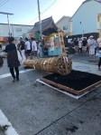 Taller Torch for Fire Festival