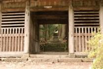 """Nil-Mon"" Gate of Seisui-ji Temple"