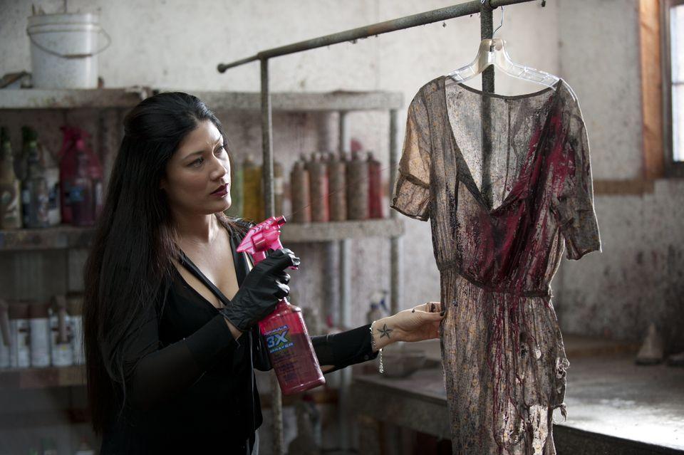 The Walking Dead Brasil Entrevista – Eulyn Womble (Figurinista)