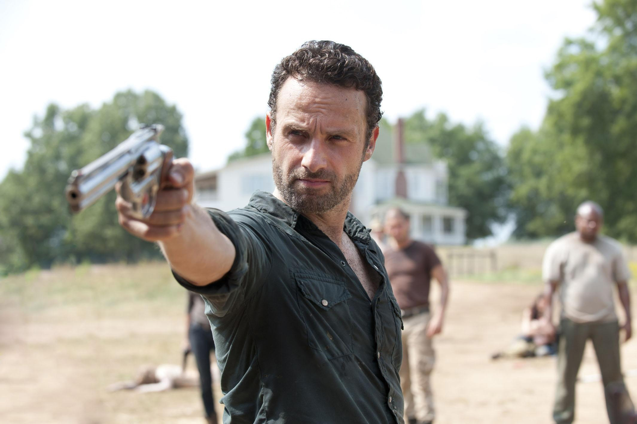 The Walking Dead Brasil Entrevista – Andrew Lincoln (Rick Grimes)