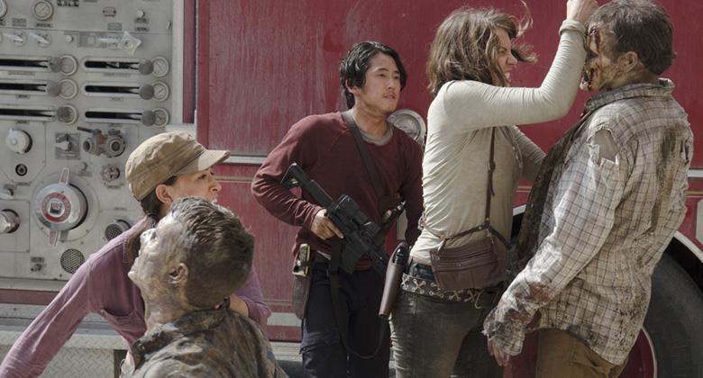 Por dentro de The Walking Dead: Elenco e produtores comentam o episódio S05E05 –