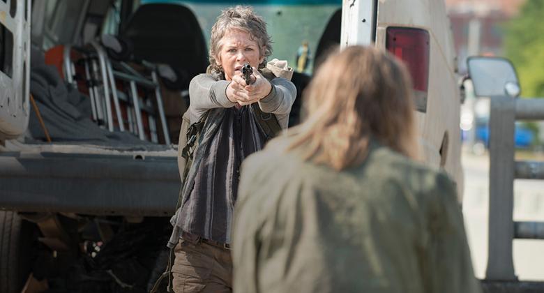 Por dentro de The Walking Dead: Elenco e produtores comentam o episódio S05E06 –