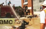 Bastidores da 5ª temporada de The Walking Dead: S05E05 -