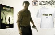 [PROMOÇÃO] DVD e camisa da 4ª Temporada de The Walking Dead