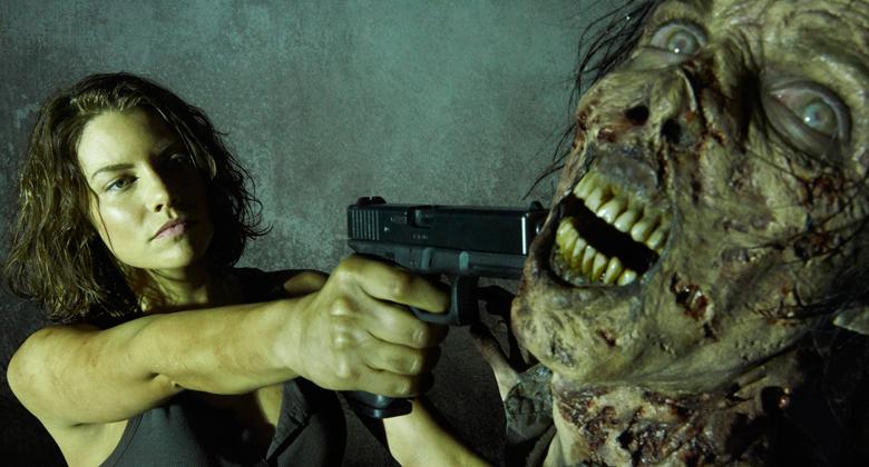 The Walking Dead Enquete: Maggie a caminho de ser a líder de Hilltop na série?
