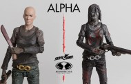The Walking Dead Action Figure (HQ): Revelado o boneco oficial de Alpha