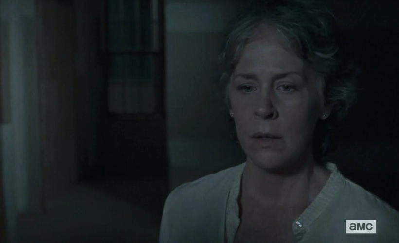 Melissa McBride fala sobre o intenso episódio de retorno da 6ª temporada de The Walking Dead
