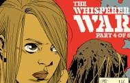 The Walking Dead 160: Arte da capa e data de lançamento