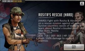 Rosita's Rescue Roadmap Mission