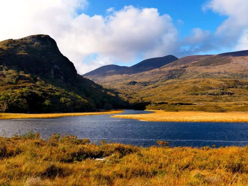 Hiking tour, Killarney National Park