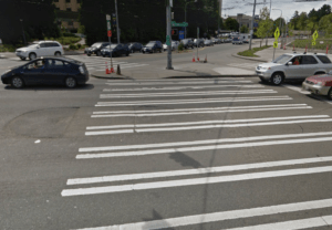 Montlake Blvd & NE Pacific St (Google Maps)