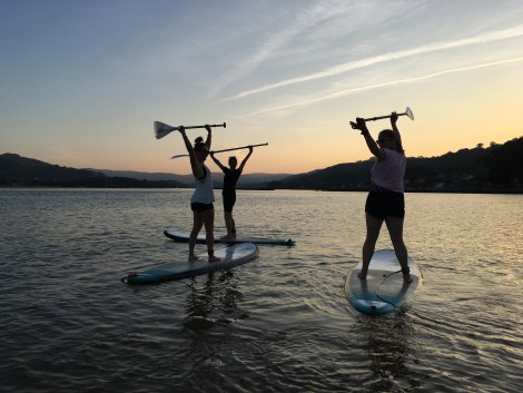Adventure Asturias Paddleboarding