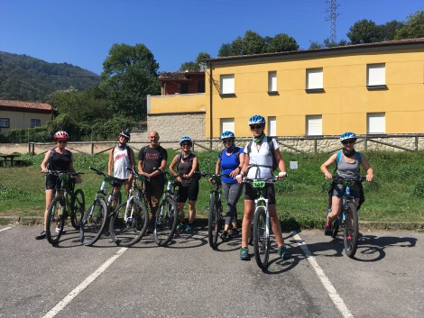Cycling Adventure Holiday Senda de Oso