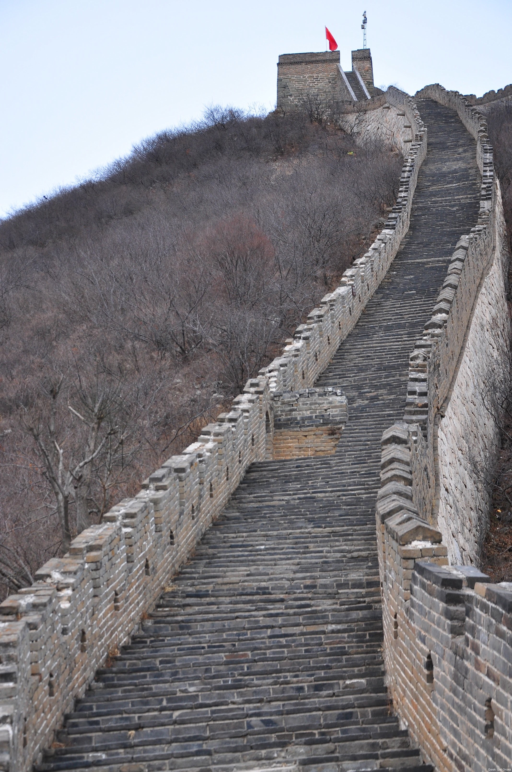 Life And The Great Wall Of China