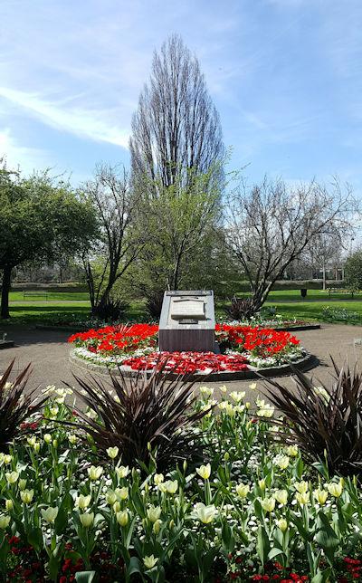 Leyton Coronation Gardens