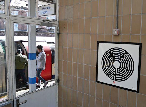 Leytonstone Labyrinth