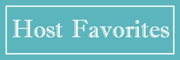 Host Favorites with Mason Jar Blue Box