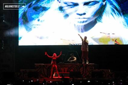 Die Antwoord - Lollapalooza 2016 - Domingo 20 de marzo - © walkingstgo - 121