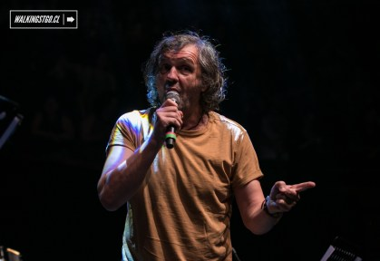 Emir Kusturica And The No Smoking Orchestra en vivo en el Teatro Caupolicán de Santiago de Chile - 16.11.2017 - WalkiingStgo - 12