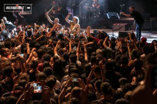 Emir Kusturica And The No Smoking Orchestra en vivo en el Teatro Caupolicán de Santiago de Chile - 16.11.2017 - WalkiingStgo - 33