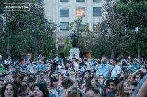Espectadores - Andrés Pérez de Memoria - Santiago a Mil 2018 - Plaza de la Constitución - 04.01.2018 - WalkiingStgo - 8