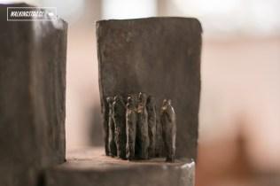 Exposición - Mario Irarrazaval - Bronces Inquietos - Sala Parque de Las Esculturas - 22.09.2017 - WalkiingStgo - 10