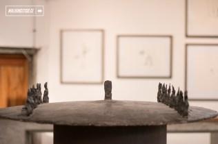 Exposición - Mario Irarrazaval - Bronces Inquietos - Sala Parque de Las Esculturas - 22.09.2017 - WalkiingStgo - 11