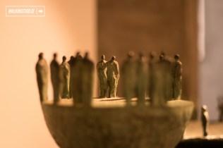 Exposición - Mario Irarrazaval - Bronces Inquietos - Sala Parque de Las Esculturas - 22.09.2017 - WalkiingStgo - 22