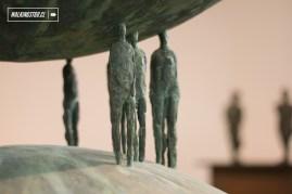Exposición - Mario Irarrazaval - Bronces Inquietos - Sala Parque de Las Esculturas - 22.09.2017 - WalkiingStgo - 24