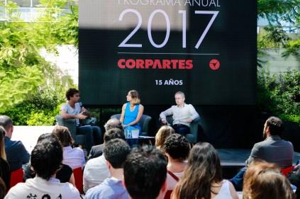 LANZAMIENTO PROGRAMACIÓN CORPARTES 2017, JUEVES 12 DE ENERO - WalkingStgo - 16
