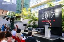 LANZAMIENTO PROGRAMACIÓN CORPARTES 2017, JUEVES 12 DE ENERO - WalkingStgo - 2