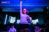 MKRNI - Club Fauna - en vivo en ex Búnker, jueves 25 de enero 2018 - WalkiingStgo - 3
