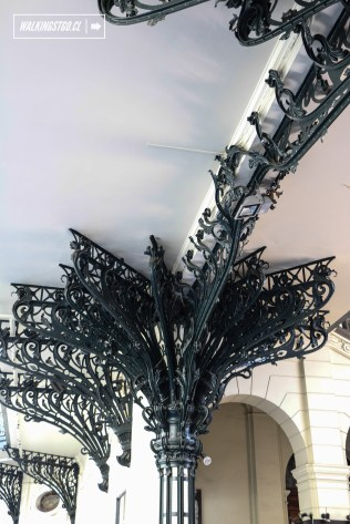 MUSEO NACIONAL DE BELLAS ARTES - ARQUITECTURA - Detalle Art Nouveau - 01-02-2016 - 18