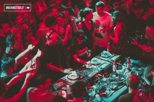 Matías Prieto - Boiler Room - Budweiser - Whats Brewing in Santiago - Club La Feria - 15.12.2016 - WalkingStgo - 8
