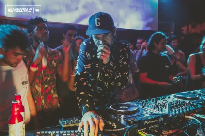 Matthew Dear - Boiler Room - Budweiser - Whats Brewing in Santiago - Club La Feria - 15.12.2016 - WalkingStgo - 6