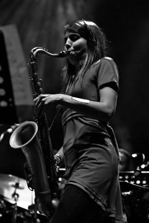 Melissa Aldana - Pablo Araneda