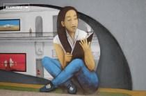 Mural de Cekis y Grin - Museo Nacional de Bellas Artes - 16.05.2017 - WalkingStgo - 21