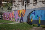 Mural de Cekis y Grin - Museo Nacional de Bellas Artes - 16.05.2017 - WalkingStgo - 24