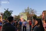 Museo a cielo abierto - San Miguel - Oh Stgo - Mixart - 09.02.2017 - WalkingStgo - 12