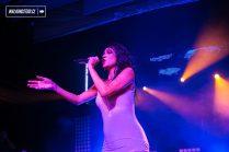 Nomi Ruiz - Club Fauna - en vivo en ex Búnker, jueves 25 de enero 2018 - WalkiingStgo - 25
