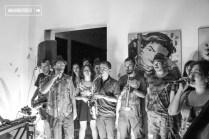 OPEN JAM SESION EDICIÓN VERANO X FRANZ MESKO - GALERÍA LIRA LORETO 20 - 07.01.2017 - WalkingStgo - 67