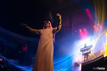 Omar Souleyman en Club Fauna - Teatro Cariola - 28-05-2016 - Fotos de Claudia Jaime para Club Fauna - © WalkingStgo - 5