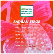 RAY-BAN STAGE