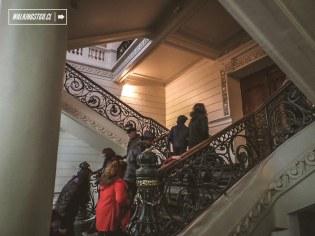 Museo Nacional de Bellas Artes de Santiago de Chile © WalkingStgo