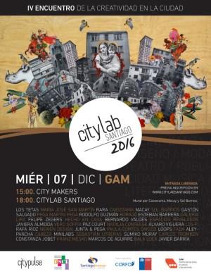 CityLab Santiago 2016