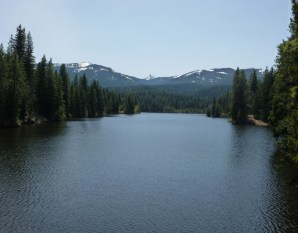 Sis Lake from Bridge