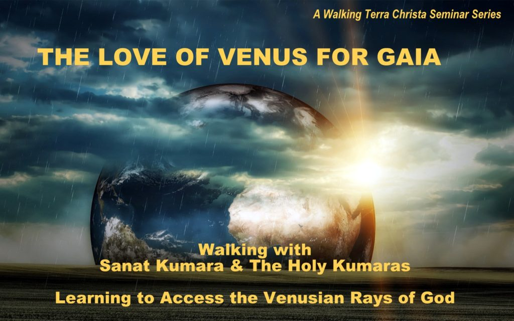 Love of Venus for Gaia Series